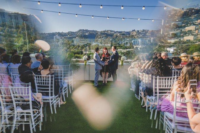 Edwin + Eric Wedding