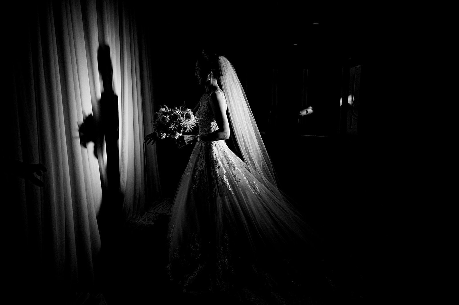 Charlotte + Julio Wedding