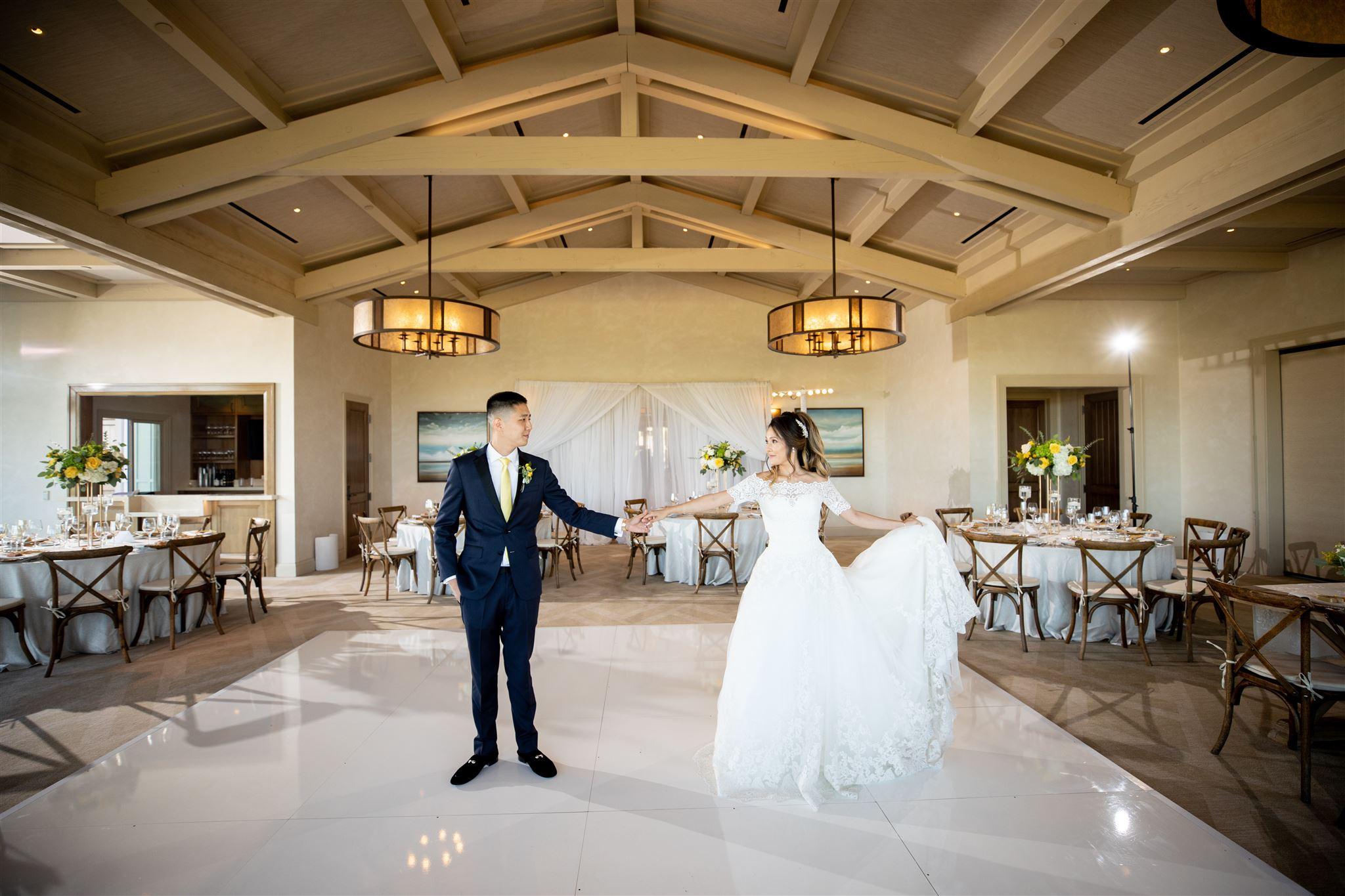 ROLLING HILLS COUNTRY CLUB WEDDING | ANGELA & BEN